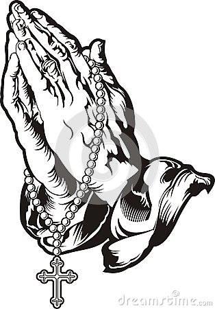 Rosary Prayer Chain
